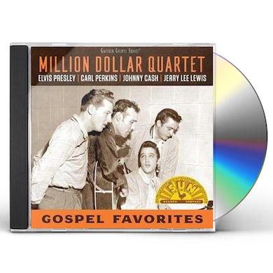 Million Dollar Quartet GOSPEL FAVORITES CD