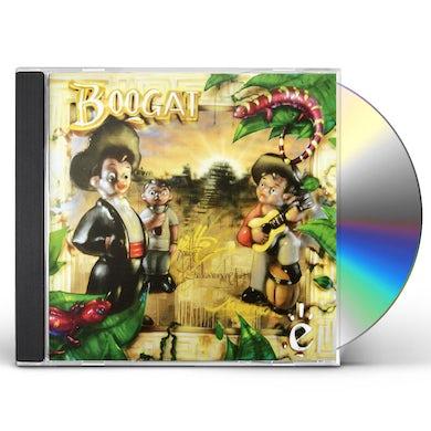 Boogat PATTE DE SALAMANDRE CD