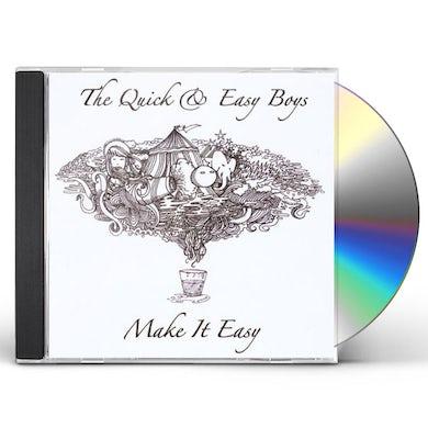 Quick & Easy Boys MAKE IT EASY CD