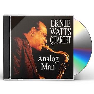 Ernie Watts ANALOG MAN CD