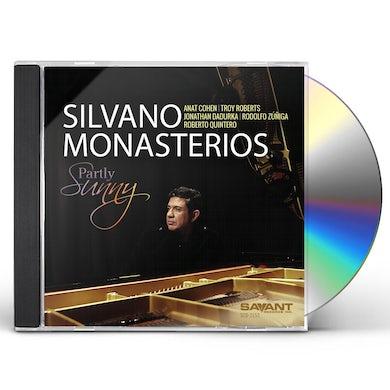 Silvano Monasterios PARTLY SUNNY CD