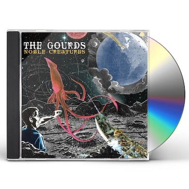 Gourds NOBLE CREATURES CD