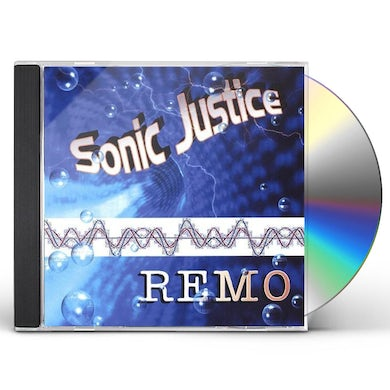 Remo SONIC JUSTICE CD