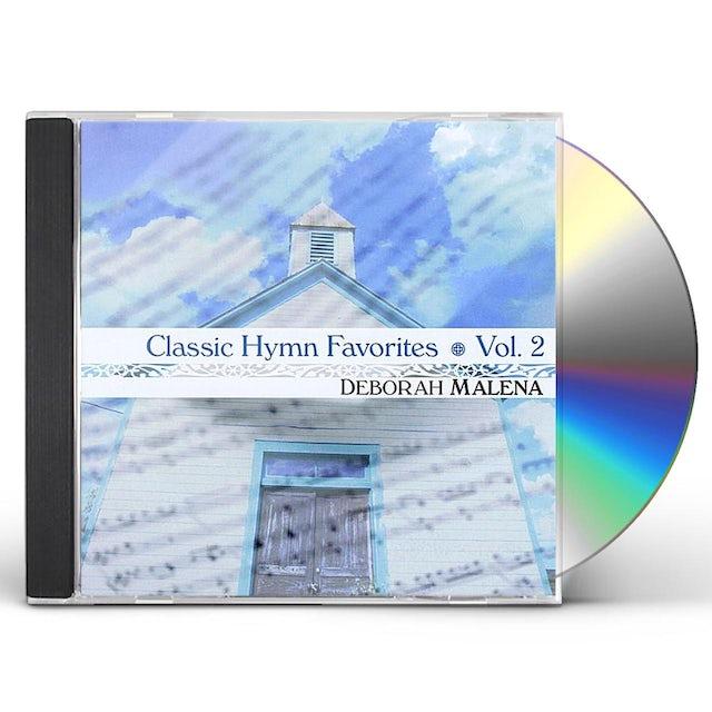 Deborah Malena CLASSIC HYMN FAVORITES 2 CD