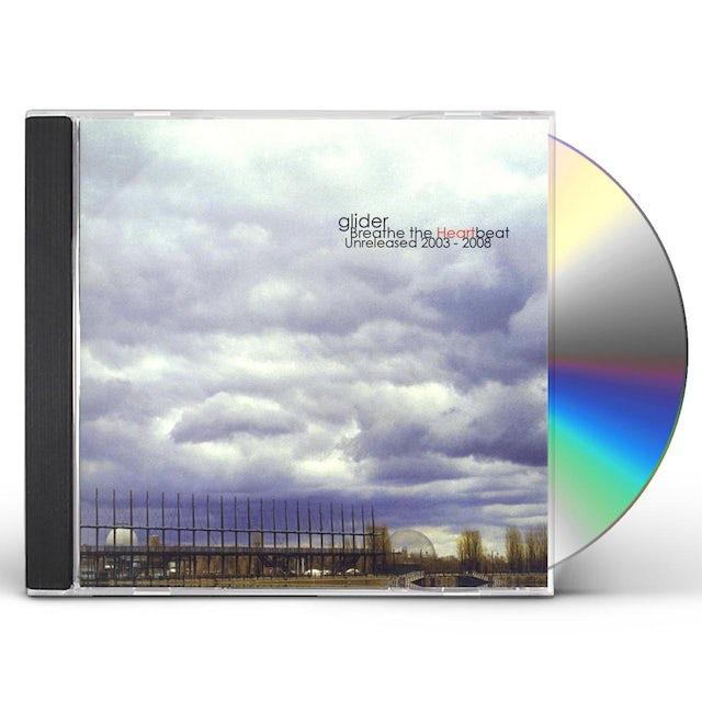 Glider BREATHE THE HEARTBEAT CD