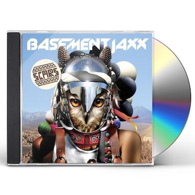 Basement Jaxx SCARS CD