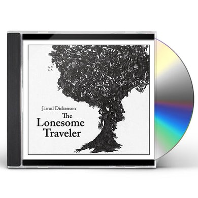 Jarrod Dickenson LONESOME TRAVELER CD