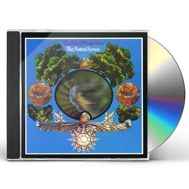 Astral Projection ASTRAL SCENE CD