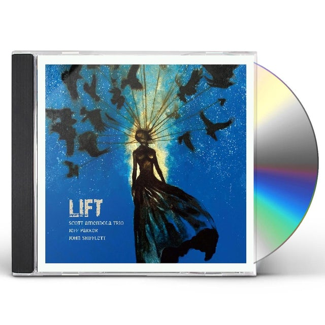 Scott Amendola LIFT CD
