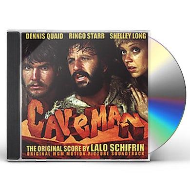Lalo Schifrin CAVEMAN (SCORE) / Original Soundtrack CD