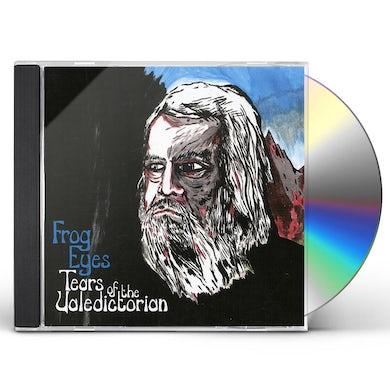 Frog Eyes TEARS OF THE VALEDICTORIAN CD