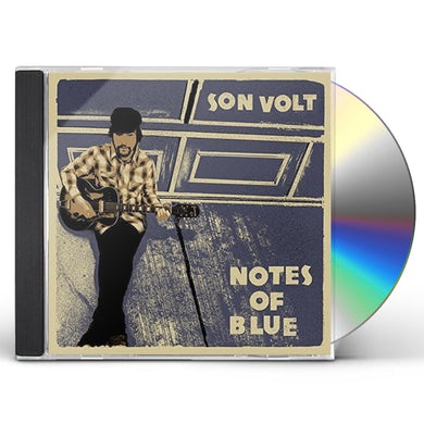 Son Volt NOTES OF BLUE CD