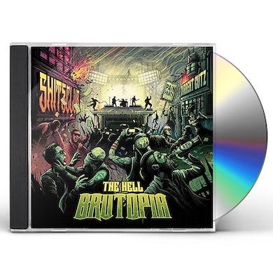 Hell BRUTOPIA CD