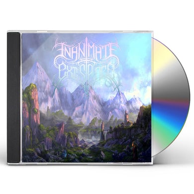 INANIMATE EXISTENCE NEVER-ENDING CYCLE OF ATONEMENT CD