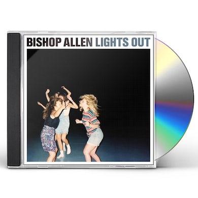 Bishop Allen LIGHTS OUT CD