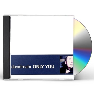 David Mahr ONLY YOU CD
