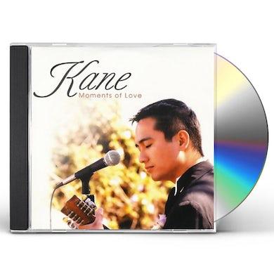 Kane MOMENTS OF LOVE CD