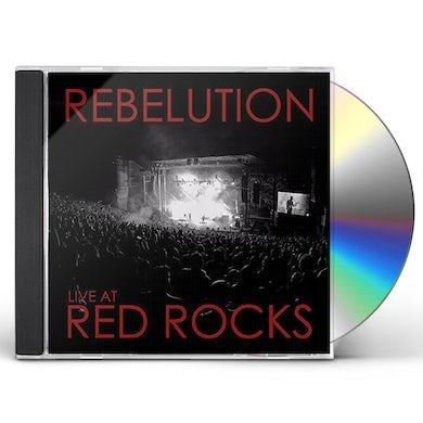 Rebelution LIVE AT RED ROCKS CD