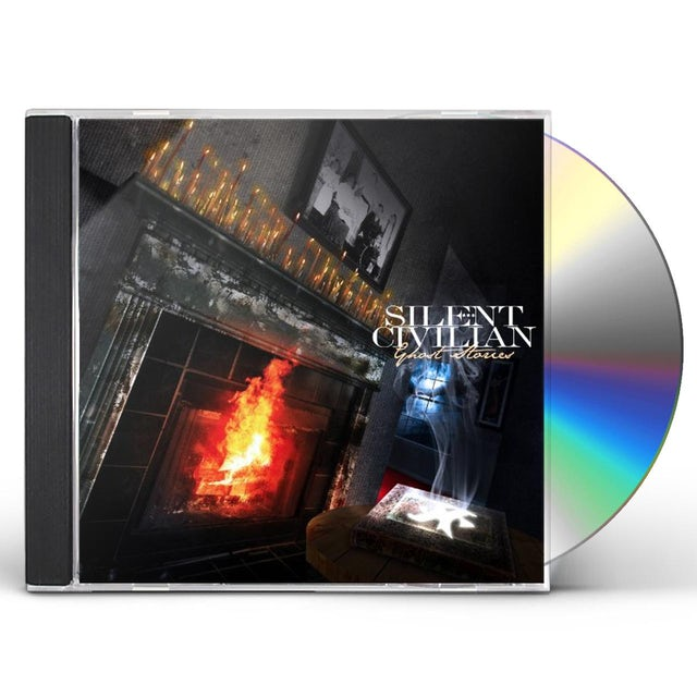 Silent Civilian GHOST STORIES CD
