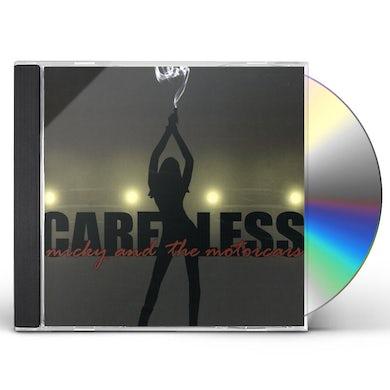 Micky & Motorcars CARELESS CD