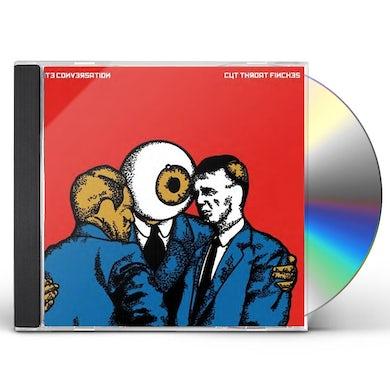 Cut Throat Finches POLITE CONVERSATION CD