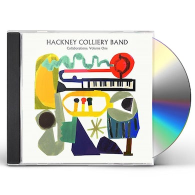 Hackney Colliery Band COLLABORATIONS: VOLUME ONE CD