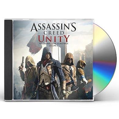 Sarah Schachner ASSASSINS CREED UNITY THE ORIGINAL GAME CD