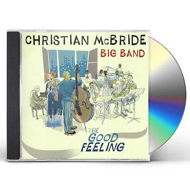 Christian Mcbride GOOD FEELING CD