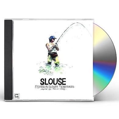 Rainer Trueby SLOUSE-FISHING IN SLOWER TERRITORIES CD