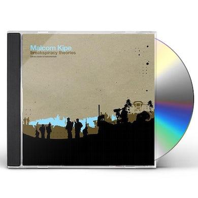 BREAKSPIRACY THEORIES CD