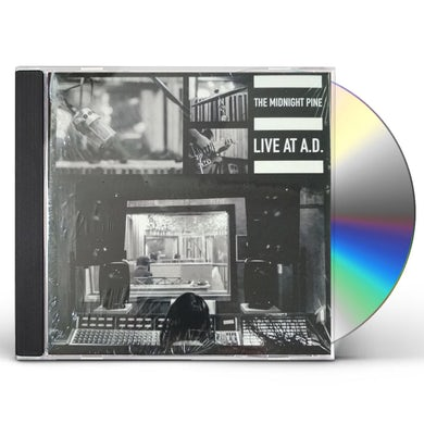 Midnight Pine LIVE AT A.D. CD