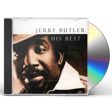 Jerry Butler HIS BEST CD