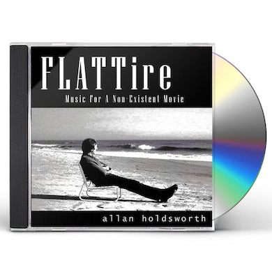 Allan Holdsworth FLAT TIRE: MUSIC FOR A NON-EXISTENT MOVIE CD