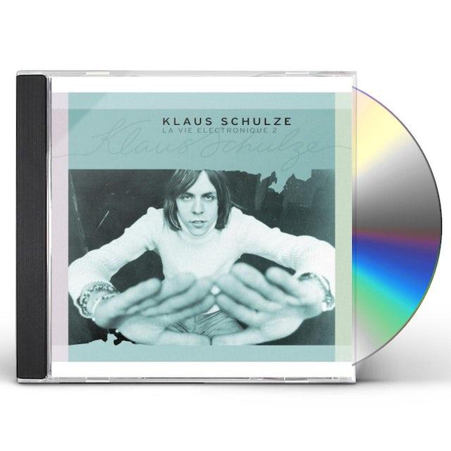 Klaus Schulze VIE ELECTRONIQUE 2 CD