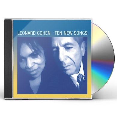 Leonard Cohen TEN NEW SONGS CD