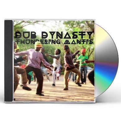 Dub Dynasty THUNDERING MANTIS CD