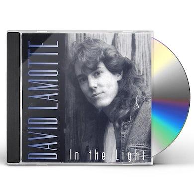 David LaMotte IN THE LIGHT CD