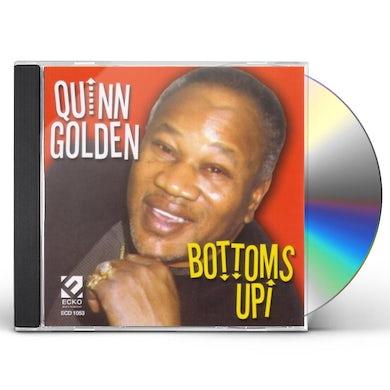 Quinn Golden BOTTOMS UP CD