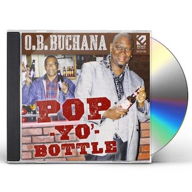 O.B. Buchana POP YO BOTTLE CD