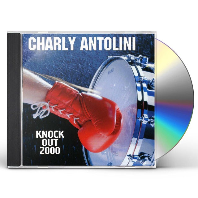 Charly Antolini KNOCK OUT 2000 CD