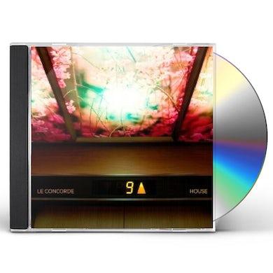 Le Concorde HOUSE CD