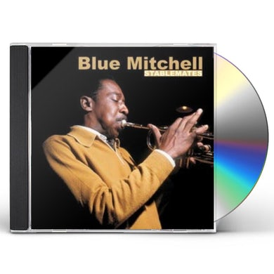 Blue Mitchell STABLEMATES CD