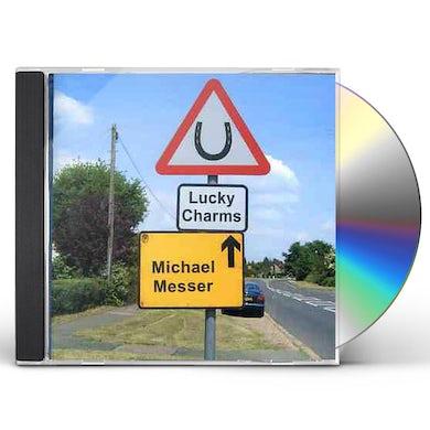 Michael Messer LUCKY CHARMS CD