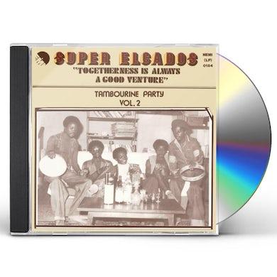 Super Elcados TOGETHERNESS IS ALWAYS A GOOD VENTURE - VOL. 2 CD