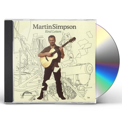 Martin Simpson KIND LETTERS CD