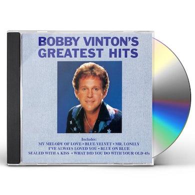 Bobby Vinton GREATEST HITS CD