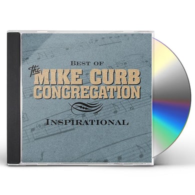 MIKE CURB BEST OF INSPIRATIONAL CD