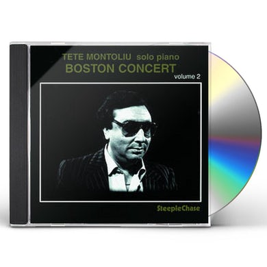 Tete Montoliu BOSTON CONCERT 2 CD