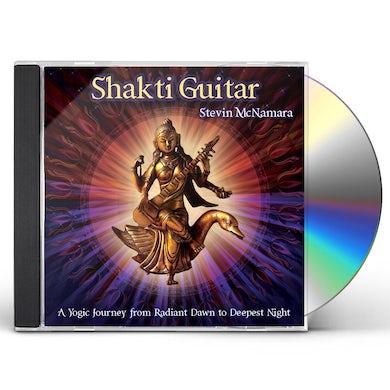 Stevin McNamara SHAKTI GUITAR: A YOGIC JOURNEY FROM DAWN TO DEEPES CD