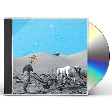 Erika Wennerstrom SWEET UNKNOWN CD